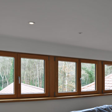 Bespoke double glazed windows