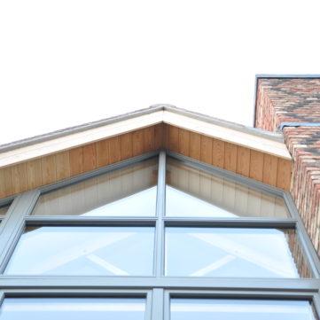 Bespoke shape window