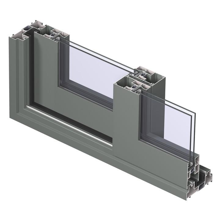 CP130 Mono rail outside