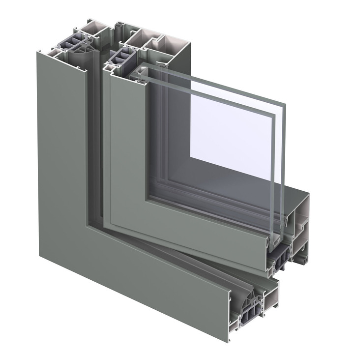 CS77 Functional corner