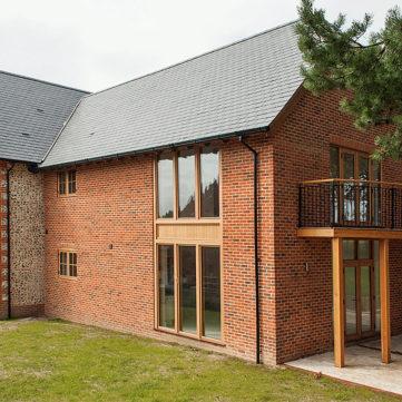 Non standard timber windows