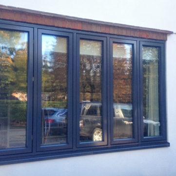 Nord Aluclad window